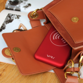 VR-i Wireless Charger    Powerbank X3 Red