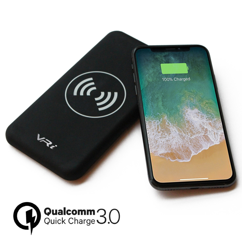 VR-i Wireless Charger | Powerbank X3