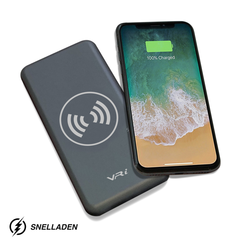 VR-i Wireless Charger  | Powerbank X3 Grey