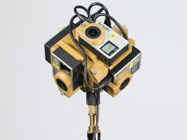 CREATE YOUR OWN GOPRO MOUNT