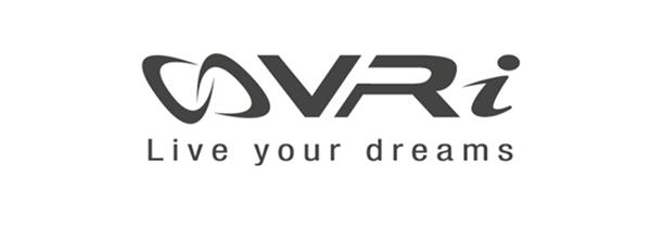 VR-i virtual reality brillen