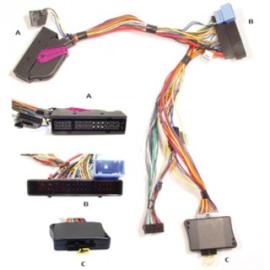 AUDIO2CAR AUDI A8 2006-2010 MET BOSE SYSTEEM