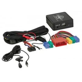 BLUETOOTH ADAPTER AUDI A2/ A3/ A4/ A6/ A8/ TT MET MINI-ISO CONNECTOR