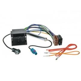 RADIO AANSLUITKABEL ISO DIV.MODELLEN AUDI-SEAT-SKODA-VOLKSWAGEN-MASERATI PHANTOM POWER