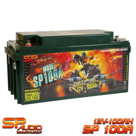 SP100 AGM BATTERY 100A4000A MAX