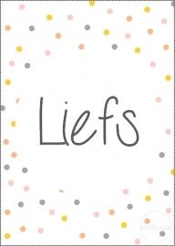 Kaart | Liefs