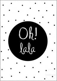 Kaart | Oh lala