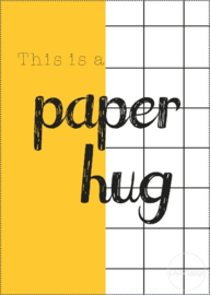 Kaart | This is a paper hug