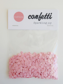 Confetti | Roze