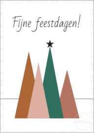 Kaart | Fijne feestdagen