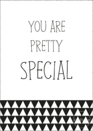 Kadokaartje | You are pretty special