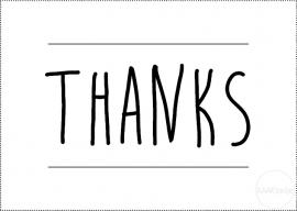 Kaart | Thanks