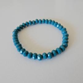 Armband | Blauw grijs
