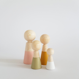 Poppetje taps | Verschillende kleuren en maten