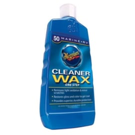 Meguiars Cleaner Wax One Step Liquid 473ml