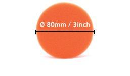 Polijstpads 80mm - 3inch