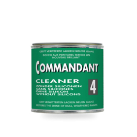Commandant cleaner nr.4