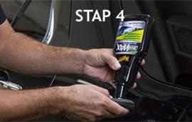 Meguiars Stap 4  Wax