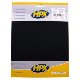 HPX Schuurpapier P1000 4st.