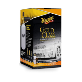 Meguiars Gold Class Snow Foam Kit