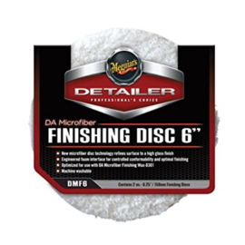 Meguiars DA Microfiber Finishing Disc 6inch