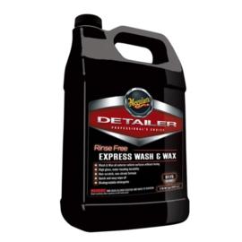 Meguiars Rinse Free Express Wash & Wax 3,78Ltr.