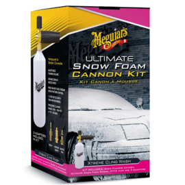 Meguiars Ultimate Snow Foam Cannon Kit
