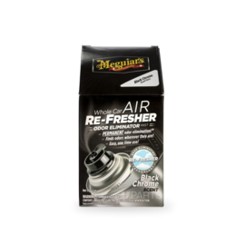 Air Re-Fresher Black Chrome