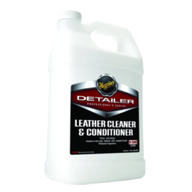Meguiars Leather Cleaner & Conditioner 3,78Ltr.