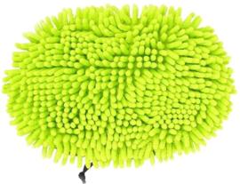 ProPlus microvezelhoes voor telescopische wasborstel groen