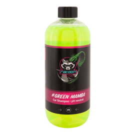 Racoon GREEN MAMBA Car Shampoo - pH neutraal – 1ltr.