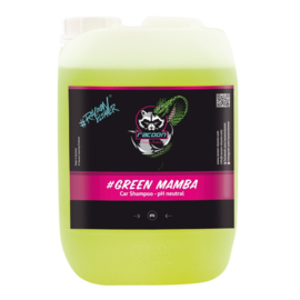 Racoon GREEN MAMBA Car Shampoo - pH neutraal 5ltr.