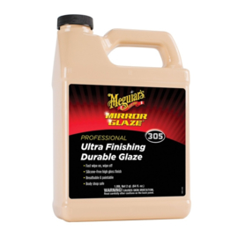 Meguiars Ultra Finishing Durable Glaze Silicone Free Wax