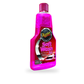 Soft wash gel