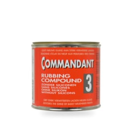 Commandant cleaner nr.3