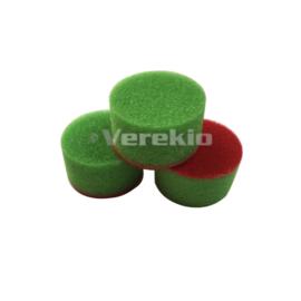 Micro Pads Groen 38mm Per 3