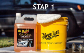 Meguiars Stap 1 Wassen