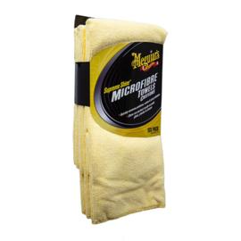 Meguiars Supreme Shine Microfiber Towels 6Pack