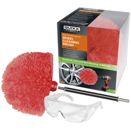 Quixx Wheel Cleaning Brush