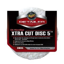 Meguiars DA Microfiber Xtra Cut Disc 5inch 2stuks