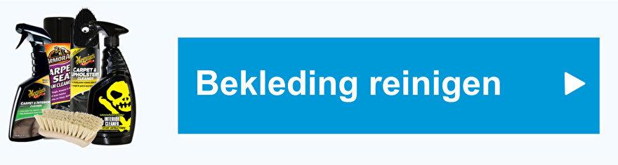 autobekleding reinigen
