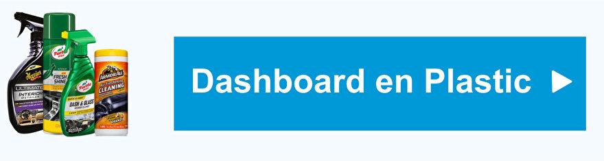 dashboard en plastic