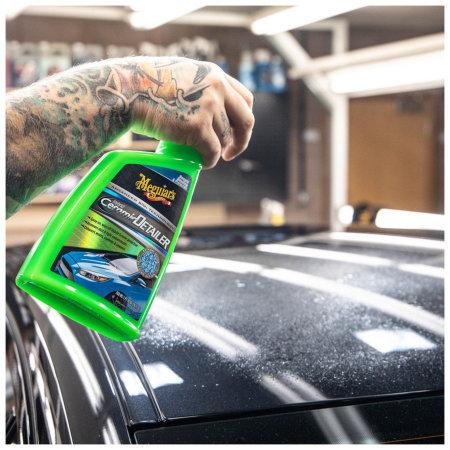 hybrid detailer spray