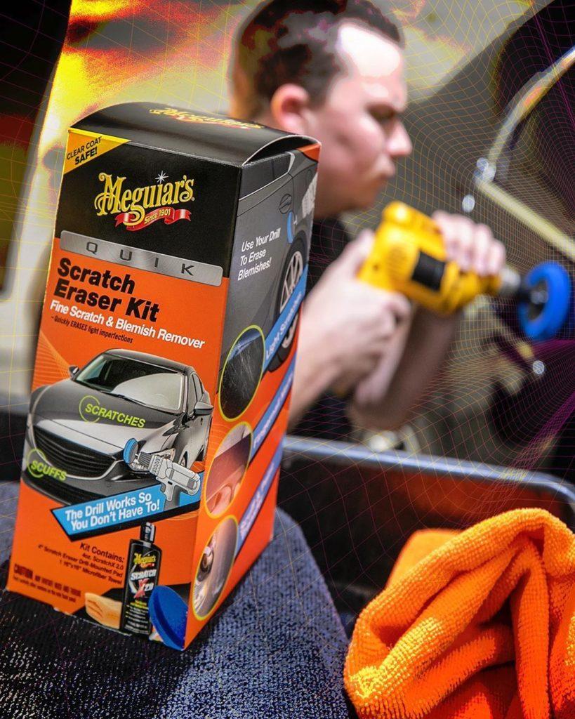 meguiars quick scratch eraser kit