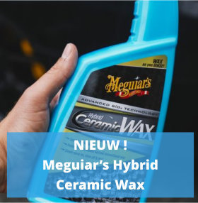 nieuw meguiars hybrid ceramic wax