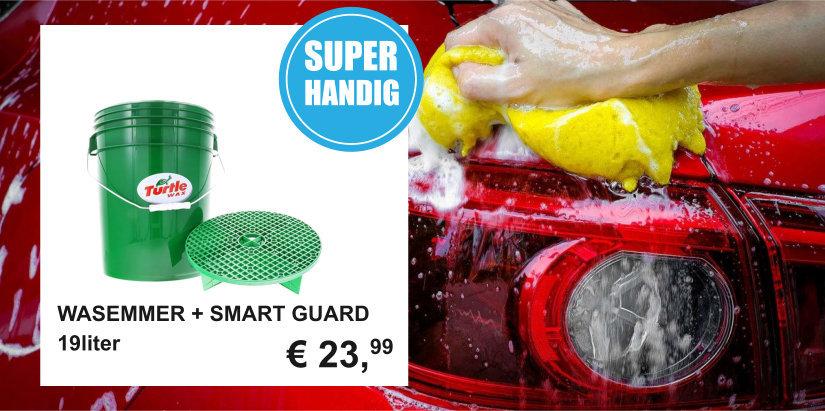 wasemmer met smart guard