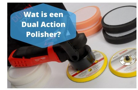 wat is een dual action polisher