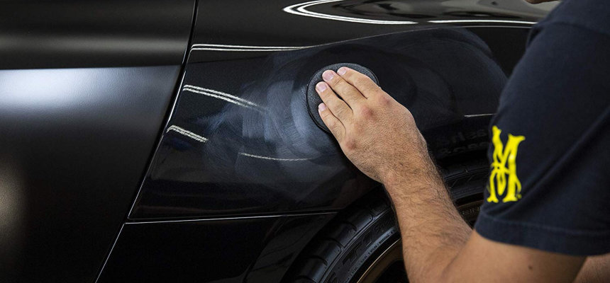 auto in de wax zetten