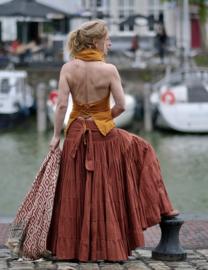 Real Gypsy Skirt Oranje