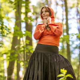 Real Gypsy Skirt Bruin